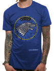 GAME OF THRONES House STARK Direwolf Sigil logo OFFICIAL cotton T-SHIRT Unisex