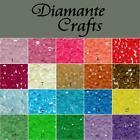 500 3mm Diamante Candy Coloured Pastel Neon Rhinestone Nail Body Art Gems