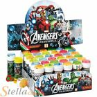 Marvel Avengers Assemble Iron Man Bubble Blowing Tubs Childrens Party Bag Filler