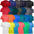 NWT Under Armour Men's Charged Cotton Tee 1257616 Loose Fit All Colors