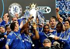 CHELSEA 11 (PREMIER LEAGUE CHAMPIONS 2015) PHOTO PRINT