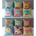 New Cotton Home Chinese Zodiac and Constellation Throw Pillow Case Cushion Cover