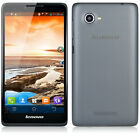 """Lenovo A889 6""""Android  MTK6582 Quad Core Smartphone 1.3GHz Unlocked 1GB+8GB GPS"""