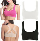New Seamless Sport Bra Yoga Fitness Running Workout Stretch Top Vest Comfort