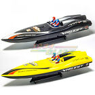 New RC Boat Remote Control Violent Twin Propeller Racing Speed Boat
