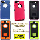 NEW Otterbox Defender Series Case for Apple iPhone 6 4.7 Black Grey White Pink