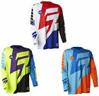 Shift Racing Mens Faction Dirt Bike Jersey All Colors & Sizes ATV MX Gear 2016