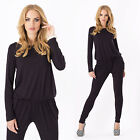 Women Sexy Casual Long Sleeve Clubwear Jumpsuits Rompers Bodysuit Outfits New