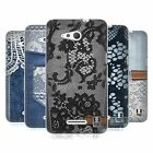 HEAD CASE JEANS AND LACES SOFT GEL CASE FOR SONY XPERIA E4G