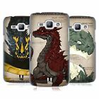 HEAD CASE DESIGNS DRAGONS HARD BACK CASE FOR SAMSUNG GALAXY J1