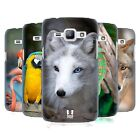HEAD CASE DESIGNS FAMOUS ANIMALS HARD BACK CASE FOR SAMSUNG GALAXY J1