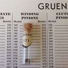 GRUEN WINDING PINION CHOOSE From MODEL NUMBERS NOS image