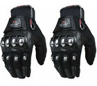 New Style Motorcycle Racing Gloves Cycling Outdoor Sport Armor Gloves M L XL XXL