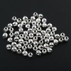 🎀 3 FOR 2 🎀 100 Silver Spacer Beads For Jewellery Making Different Styles