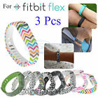 Large Size Replacement Wrist Band Bracelet w/ Clasp for Fitbit Flex (No Tracker)