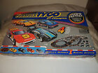 1996 TYCO Electric Racing GT Champion Magnum X-3 Slot Car Set VGUC in Box 6687