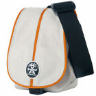 Crumpler Pretty Boy Photo Bag 220 XXS White/Grey Orange UK Stock