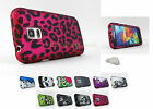 Samsung Galaxy S5 Mini G800 | Design Two Piece Hard Shell Case Cover +PryTool