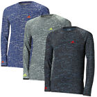 Adidas Golf 2015 ClimaWarm Mens Camo Print Crew Neck Shirt Longsleeve Baselayer