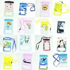 For iPhone Cell Phone Touchscreen Pouch Dry Bag Waterproof Underwater Case Cover