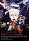 KORN See You On The Other Side PHOTO Print POSTER Life Is Peachy Slipknot 008