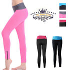 New Womens High Waist Fitness Workout YOGA  Sport  Sexy Pants Stretch Leggings