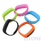 NEW E02 Sport Bluetooth Bracelet Smart Wrist Watch For IOS&Android iPhone LG