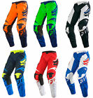Fox Racing Mens All Sizes & Colors 180 Race Dirt Bike Pants MX ATV 2016