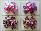 MINNIE MOUSE PEPPA PIG MY LITTLE PONY BOW HAIR CLIP