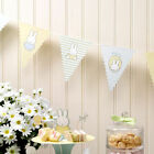 Miffy Baby Shower Christening First 1st Birthday Party Bunting! 2.5m & 10 Flags!