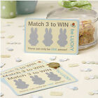 Miffy Baby Shower Christening First 1st Birthday Party Scratch Card Game!