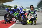 Valentino Rossi - Yamaha 2015 - A1/A2/A3/A4 Photo/Poster Print ##1