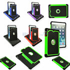 Hybrid High Impact Shockproof Durable Case Cover For iPad Mini 1 2 3 w/Retina