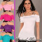 NEW SEXY WOMEN'S DESIGNER TOP size 8 10 12 LADIES PARTY SHIRT pink CLUB WEAR S M