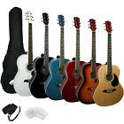 Tiger Acoustic Guitar Package