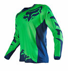 2016 Fox MX Youth 180 Jersey - Race Flo Green Motocross Offroad Trail