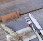 Wheatgrass Wedding Place Cards (pack of 50)