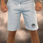 Mens Gym Spartan Jersey Sweat Shorts Fitness Sport MMA Athletics Boxing