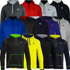 2015 Under Armour Charged Cotton Storm Rival Hoodie Mens Pullover Sports Hoody