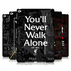 OFFICIAL LIVERPOOL FC LFC YOU'LL NEVER WALK ALONE HARD BACK CASE FOR APPLE iPAD