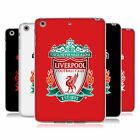 OFFICIAL LIVERPOOL FC LFC CREST 1 SOFT GEL CASE FOR APPLE iPAD