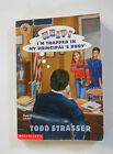Help! I'm Trapped in My Principal's Body by Todd Strasser (1998, Paperback)