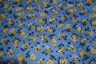 FAT QUARTER MINIONS FABRIC & INSIDE OUT  VARIOUS DESIGNS