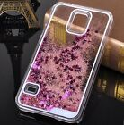 For Samsung Galaxy S5 - HARD CASE COVER Flowing Waterfall Liquid Waterflow Stars