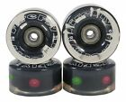 FireFly Light Up Roller Skate Wheels for Kids - Comes with a set of bearings