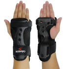 SKATEBOARD SKI SKATING Hand Palm Protector Gear WRIST GUARD Support Gloves Brace