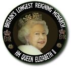 HM QUEEN ELIZABETH II LONGEST REIGNING MONARCH SOUVENIR FRIDGE MAGNETS - SUPER!