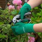 Town & Country Master Gardener Original Thorn Protection Super Grip Green Gloves