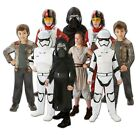 Star Wars Episode VII The Force Awakens Childrens Costumes