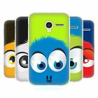 HEAD CASE FUZZBALLS SOFT GEL CASE FOR ALCATEL PIXI 3 3.5